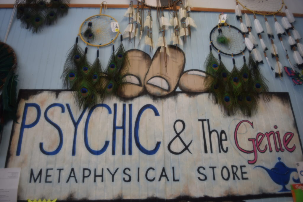 Psychic & The Genie   Metaphysical Store